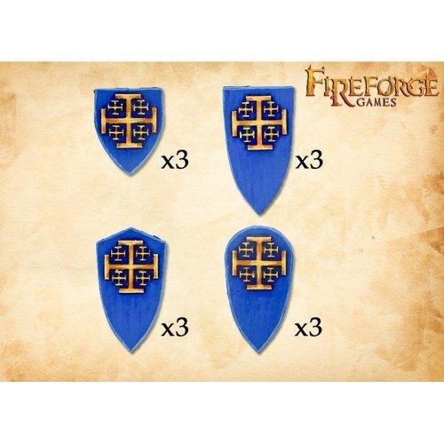 Fireforge Games Jerusalem Shields
