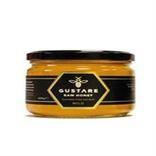 Gustare Honey Grey Iron Bark Mono Floral Raw Australian Honey 400g