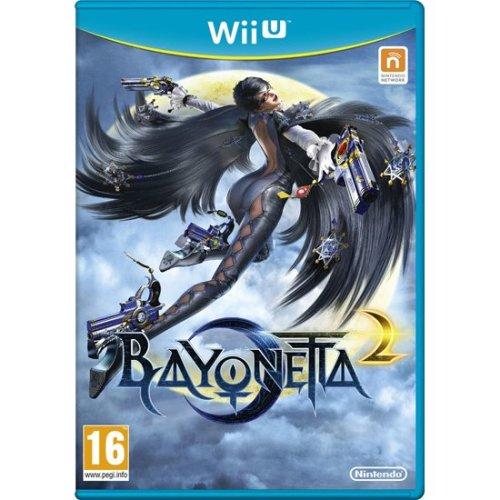 Bayonetta 2 Standard Edition Nintendo Wii U