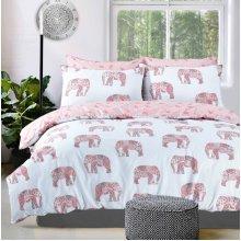 Pieridae Elephant Duvet Cover Quilt Cover Bedding