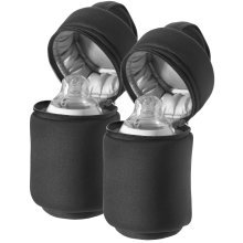 Tommee Tippee Closer To Nature 2x Insulated Bottle Bags