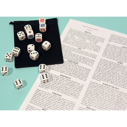 Traditional dice games by Kent & Cleal Ltd. 00575