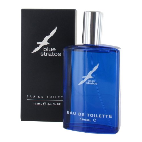 Blue Stratos 100ml Eau de Toilette
