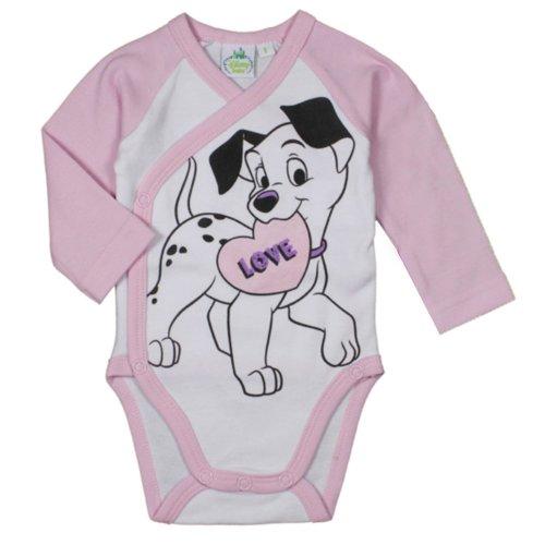 Dalmations Bodysuit - Pink