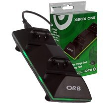ORB Xbox One  Dual Controller Charge Dock 2pcs + 600Mah battery
