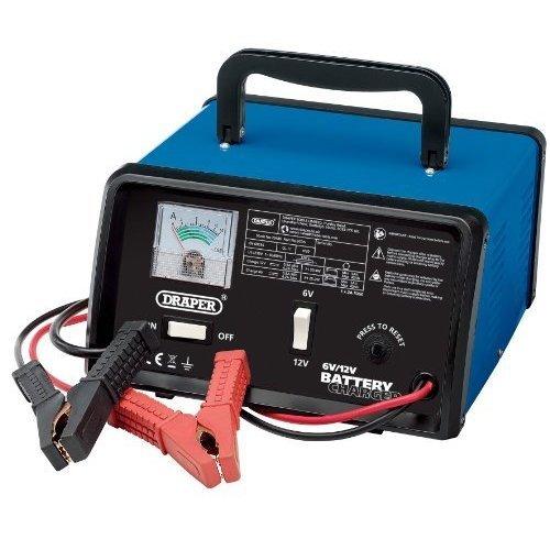 4.2a 6v/12v Battery Charger - Draper 20486 V 42a 12 612v -  battery charger draper 20486 v 42a 12 612v