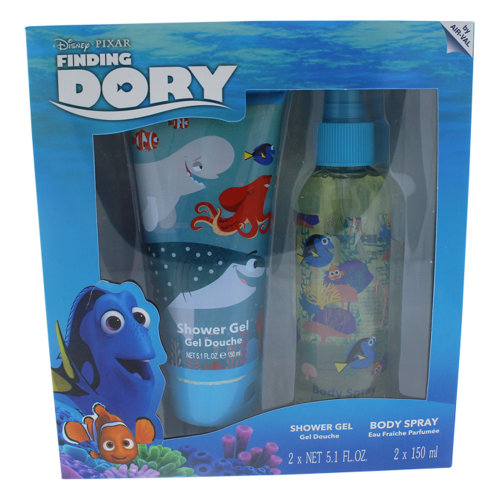 Disney Finding Dory - 2 Pc Gift Set 5.1oz Shower Gel, 5.1oz Body Spray