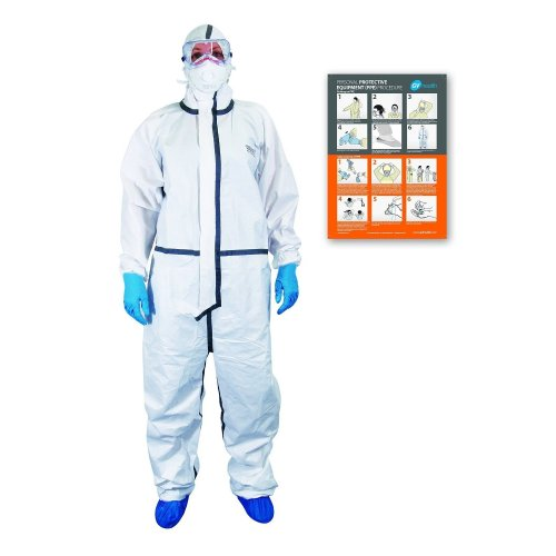 GV Health Containment Coverall with Hood