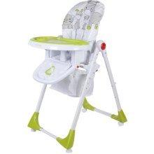 Sun Baby Comfort Lux High Chair, Green
