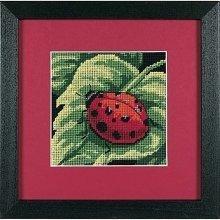D07170 - Dimensions Mini Needlepoint - Ladybug, Ladybug . . .