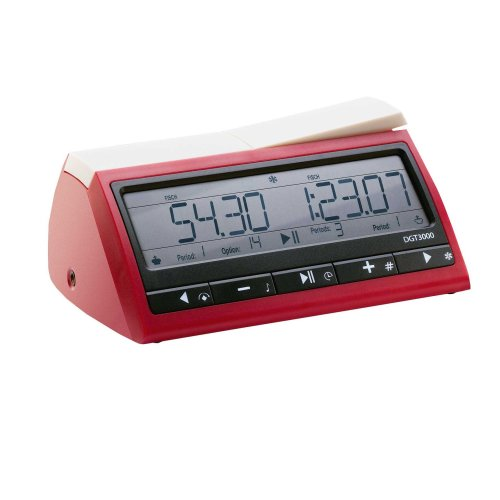 DGT3000 - FIDE Approved Chess Timer
