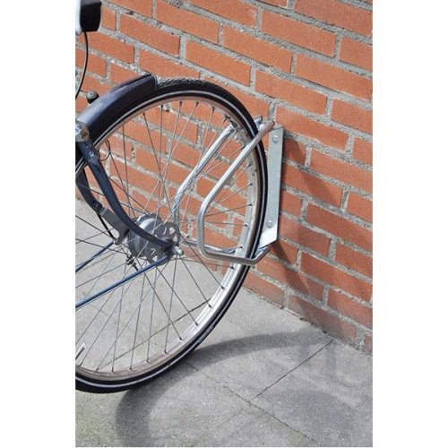 Adjustable Wall Mounting Bicycle Rack Made From Aluminium