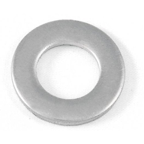 M8 flat Washer - Self Colour Mild Steel DIN125