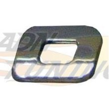 23 x 27mm Chrome Letter O Car Emblem - Effect Letters Numbers Symbols Az Self -  chrome effect letters numbers symbols az self adhesive car home etc