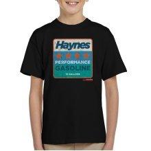 Haynes Performance Gasoline Kid's T-Shirt