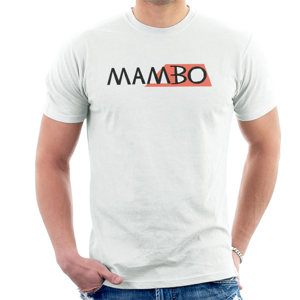 8d2df734d Mambo Raglus Logo Men's T-Shirt on OnBuy