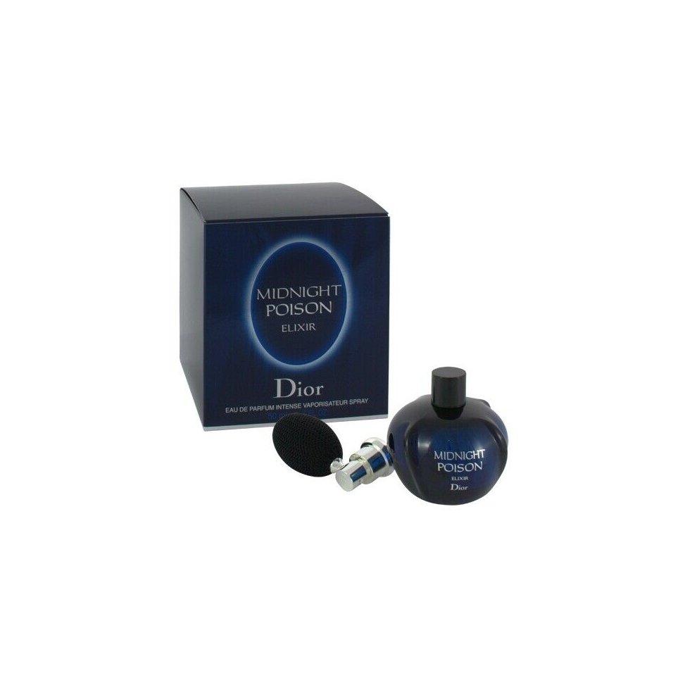 Midnight Poison Elixir Intense By Christian Dior Eau De Parfum Spray