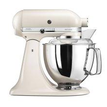 KitchenAid 5KSM175PSBLT Artisan Stand Food Mixer 4.8 Litre Bowl 300W Cafe Latte