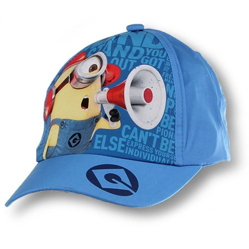 Minions Baseball Cap - DBI Blue