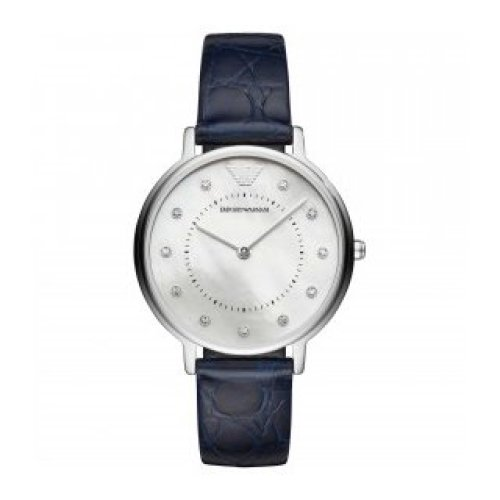 EMPORIO ARMANI WATCH WOMEN'S ONLY TIME-OF-PEARL AR11095