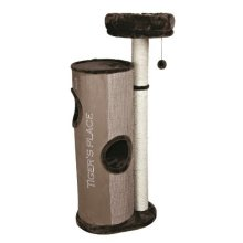 Trixie Julio Scratching Post For Cat, 140cm Diameter, Beige/brown - Cat 140cm -  julio scratching cat 140 cm trixie tree post diameter beigebrown