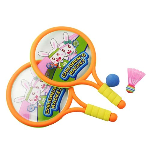 Outdoor Sports Badminton Racket Children Tennis Racket Toys Baby Fitness