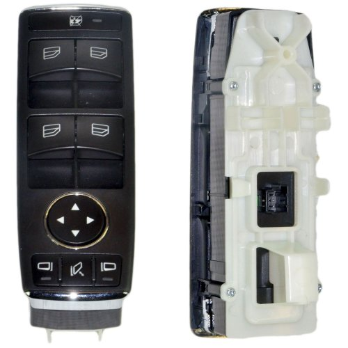 ELECTRIC POWER WINDOW CONTROL SWITCH FOR MERCEDES C E CLASS S204 W204 S212 W212