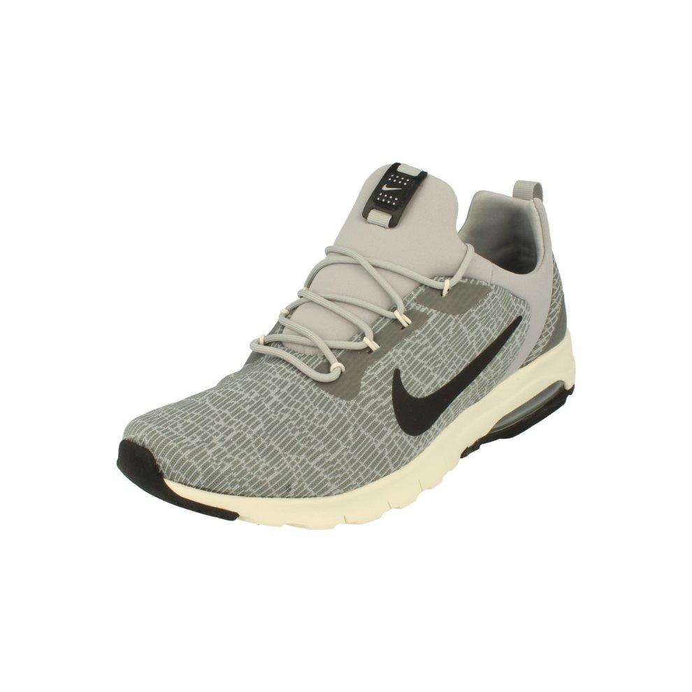 NIKE AIR MAX Motion Racer Men's Shoes Black Pure Platinum Running 916771 004