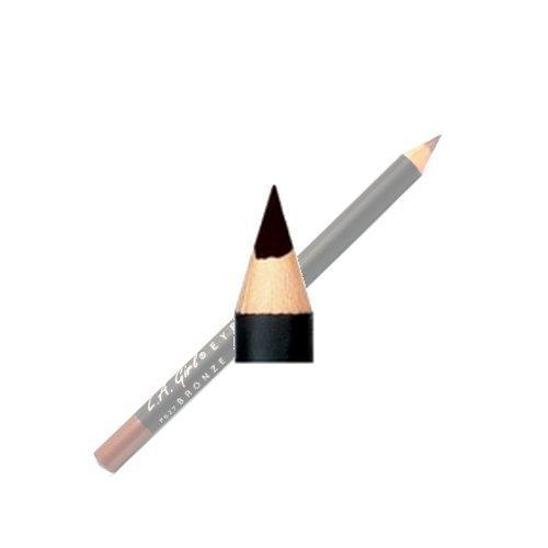 (3 Pack) LA GIRL Eyeliner Pencil - Deepest Brown