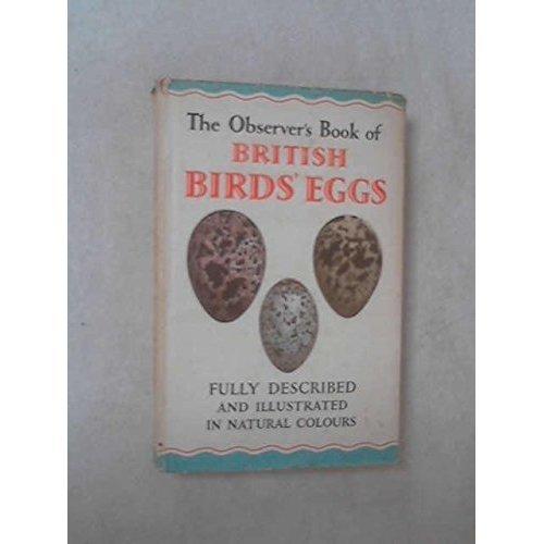 The Observer's Book of Birds' Eggs (Observer's Pocket)