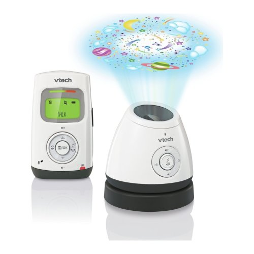Vtech Safe and Sound Audio Monitor with Light show