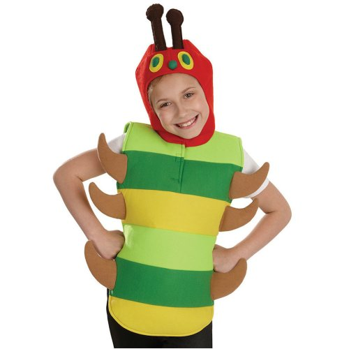 (Medium) Kids Caterpillar Costume