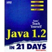 Sams Teach Yourself Java 1.2 in 21 Days