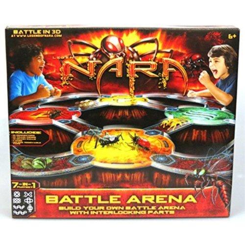 MGA Legend of Nara Battle Arena Playset