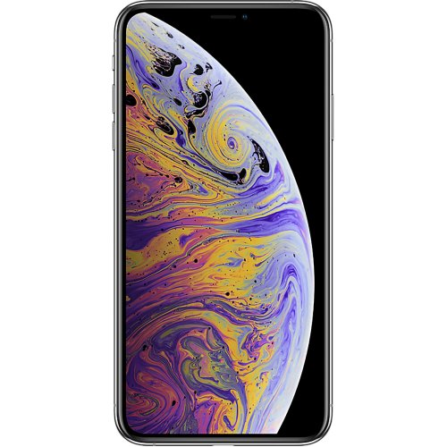 (Unlocked, 64GB) Apple iPhone XS Max - Silver