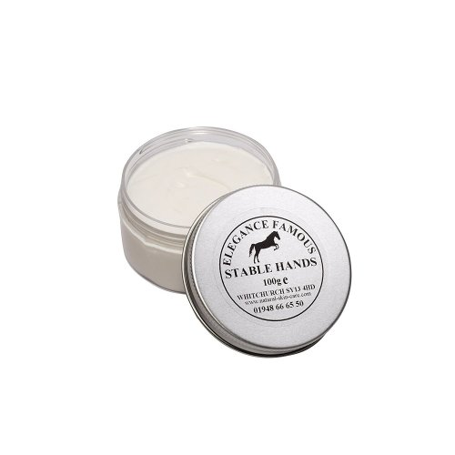 Stable Hands, Equestrian Hand Cream 100g