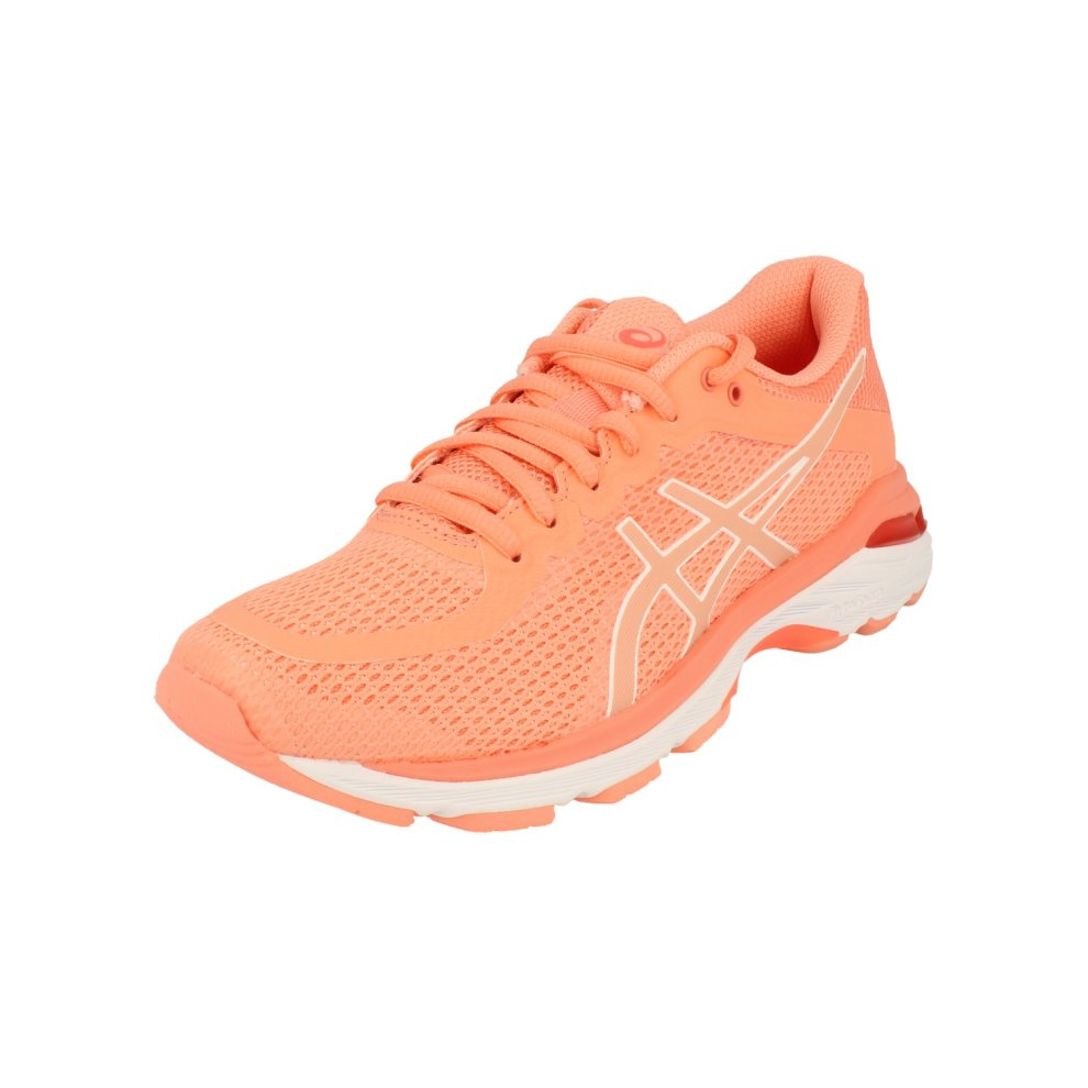 huge selection of deb1f 5a7b9 Asics Gel-Pursue 4 Womens Running Trainers T859N Sneakers Shoes (uk 8 us 10  eu 42, pink white red 0601)