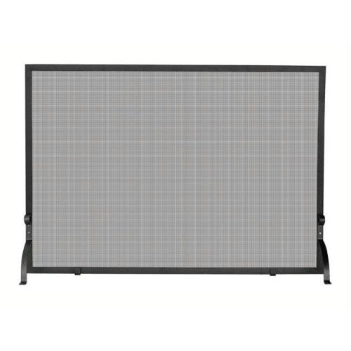 Single Panel Olde World Iron Screen Large