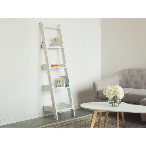 White Ladder Shelf MOBILE