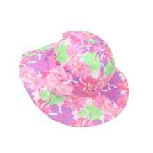 Cotton Comfortable Ventilate Pure Children Cap/Bucket Hat(Colorful)