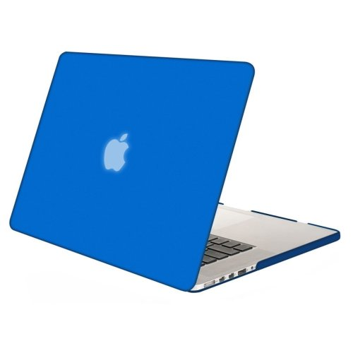 """MOSISO Hard Shell Snap On Case MacBook Pro 13"""" with Retina Display  Blue"""