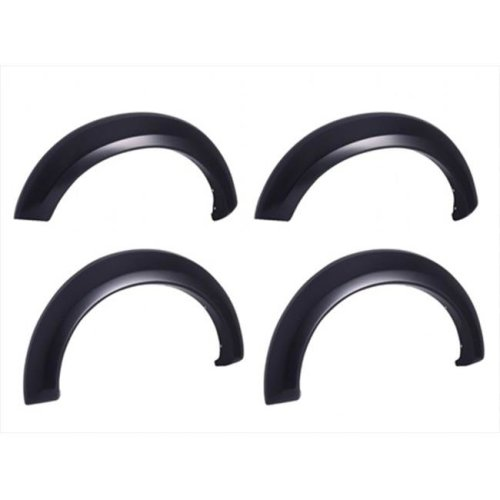 EGR 783374 OEM Look Fender Flare Set of 4 No-Drill - Front And Rear