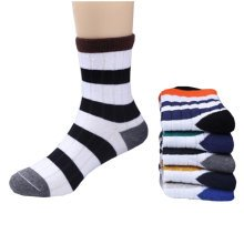 5 Pairs of Cozy kids Cotton Socks Children ? 5-6years?Gifts Comfortable Socks,stripe?