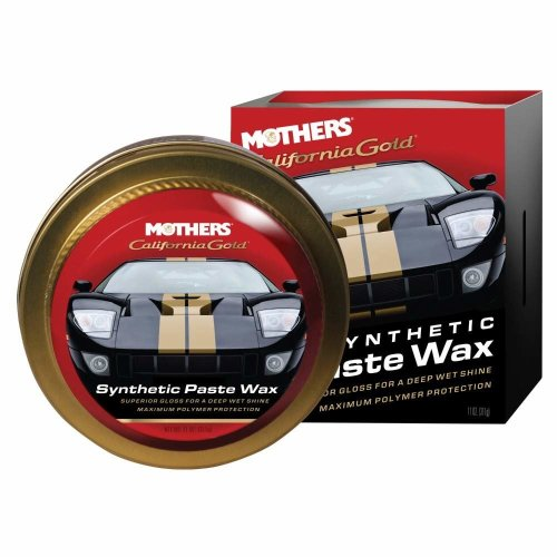 Mother's MO-05511 California Gold Synthetic Paste Wax