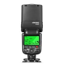 Voking VK800 LCD Display i-TTL TTL Speedlite Flash for Nikon D3300/D3400/D5/D500/D5600/D610/D7100/D7200/D7500/D810 etc and Other Hot Shoe DSLR Cameras