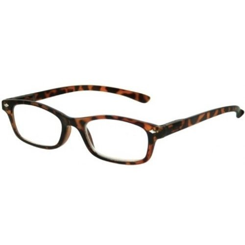 Sunoptic R19A Strength +2.00 Reading Glasses with Pouch Tortoiseshell
