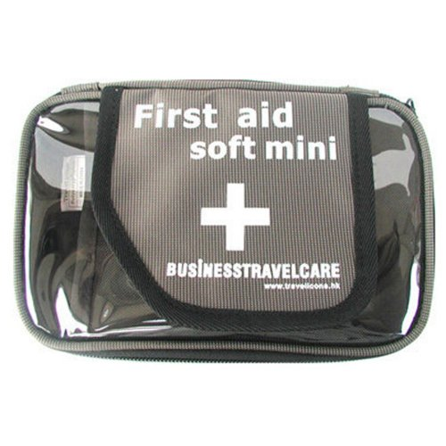 Unique Portable First Aid Kit Medical Box for Camping, Hiking-Dark Green