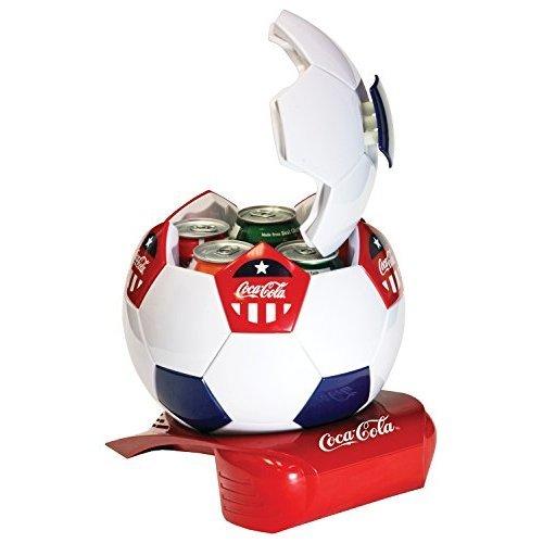 Coca Cola CCSB 5 Soccer Ball Cooler