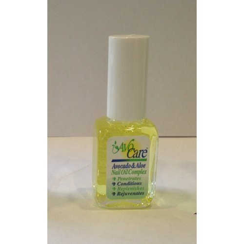 Salon Sciences AvoCare Nail and Cuticle Replenishing Oil Complex with Avocado and Aloe