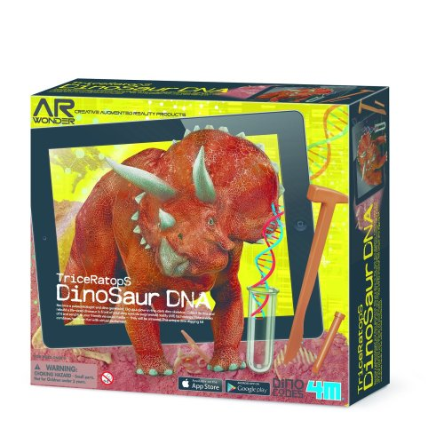 Triceratops DNA - 4M
